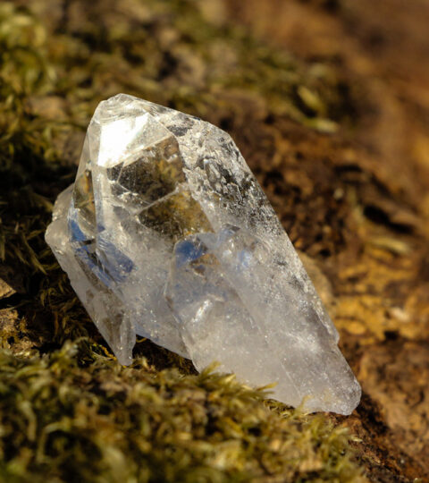 Natur-Bergkristall