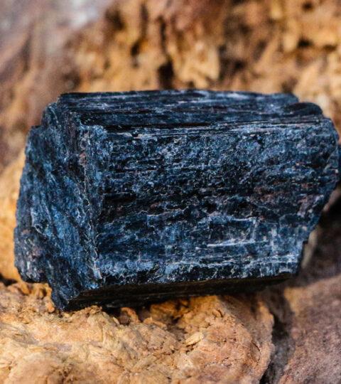 Turmalin, Schwarz (Schörl)